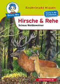 Benny Blu: Hirsche; Bd.252