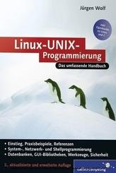 Linux-Unix-Programmierung, m. CD-ROM