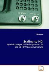 Scaling to HD (eBook, PDF)