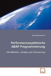 Performanceoptimierte ABAP Programmierung (eBook, PDF)