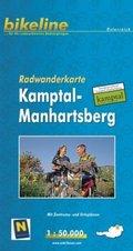 Bikeline Radkarte Kamptal - Manhartsberg