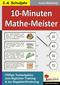 10-Minuten-Mathe-Meister, 3.-4. Schuljahr