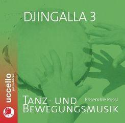 Djingalla, 1 Audio-CD - Tl.3