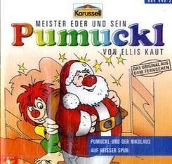 Pumuckl und der Nikolaus; Auf heißer Spur, 1 Audio-CD