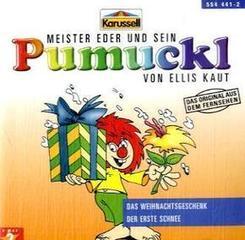 Meister Eder und sein Pumuckl - Das Weihnachtsgeschenk; Der erste Schnee, 1 Audio-CD