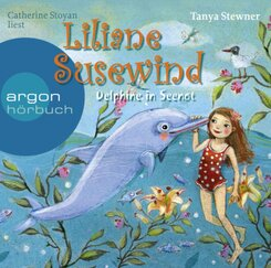 Liliane Susewind, Delphine in Seenot, 2 Audio-CDs