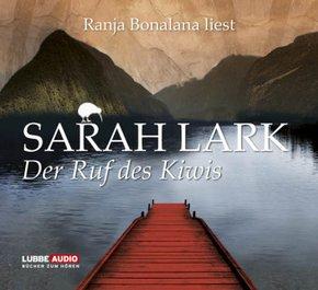 Der Ruf des Kiwis, 6 Audio-CDs