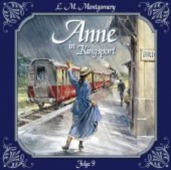 Anne auf Green Gables - Anne in Kingsport, Auf dem Redmond College, Audio-CD