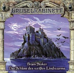 Das Schloss des weißen Lindwurms, 1 Audio-CD