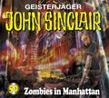 Geisterjäger John Sinclair, Zombies in Manhattan, Audio-CD