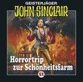 Geisterjäger John Sinclair - Horrortrip zur Schönheitsfarm, Audio-CD