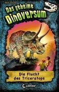 Das geheime Dinoversum - Die Flucht des Triceratops