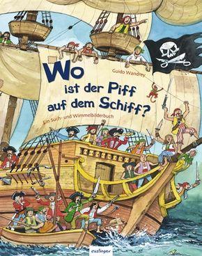 Wo ist der Piff auf dem Schiff?