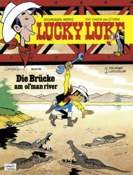 Lucky Luke - Die Brücke am ol' man river