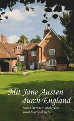 Mit Jane Austen durch England