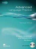 Advanced Language Practice with Key, w. CD-ROM