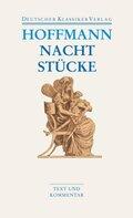 Nachtstücke / Klein Zaches genannt Zinnober / Prinzessin Brambilla / Werke 1816-1820