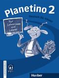 Planetino: Lehrerhandbuch; Bd.2
