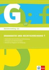 Grammatik und Rechtschreibung 1