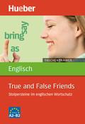 Taschentrainer Englisch - True and False Friends