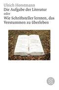 Horstmann, Die Aufgabe der Literatur
