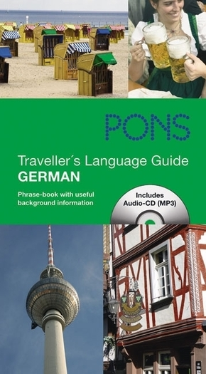 PONS Traveller's Language Guide GERMAN