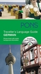 PONS Traveller's Language Guide GERMAN