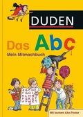 Duden - Das Abc, Mein Mitmachbuch