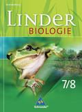 Linder Biologie, Ausgabe Brandenburg: 7./8. Schuljahr, Schülerband