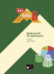 Delta, Ausgabe Bayern, Neubearbeitung: 6. Jahrgangsstufe, Schülerbuch