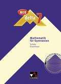 Delta, Ausgabe Bayern, Neubearbeitung: 7. Jahrgangsstufe, Schülerbuch