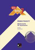 Delta, Ausgabe Bayern, Neubearbeitung: 7. Jahrgangsstufe, Arbeitsheft