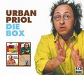 Urban Pirol - Die Box (4 Audio CDs)