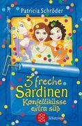 Schröder, 3 fr. Sardinen - Konfettiküsse