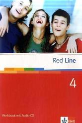 Red Line: Red Line 4, m. 1 Audio-CD