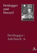 Heidegger-Jahrbuch: Heidegger und Husserl; Bd.6