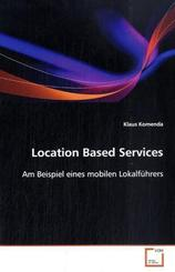 Location Based Services (eBook, 15x22x0,7)
