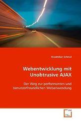 Webentwicklung mit Unobtrusive AJAX (eBook, PDF)