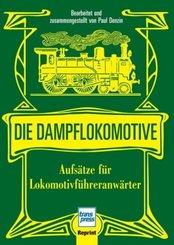 Die Dampflokomotive
