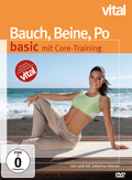 Bauch, Beine, Po basic mit Core-Training, DVD