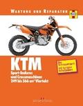 KTM Sport-Enduros und Crossmaschinen 249 bis 566 ccm Viertakt