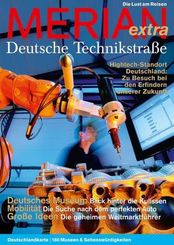 MERIAN Magazin extra Deutsche Technikstraße