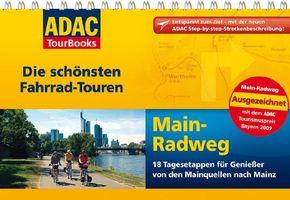 Main-Radweg - ADAC TourBooks Die schönsten Fahrrad-Touren