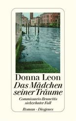 Donna Leon - Das Mädchen seiner Träume