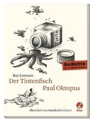 Der Tintenfisch Paul Oktopus