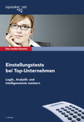 Einstellungstests bei Top-Unternehmen