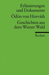 Ödön von Horváth 'Geschichten aus dem Wiener Wald'