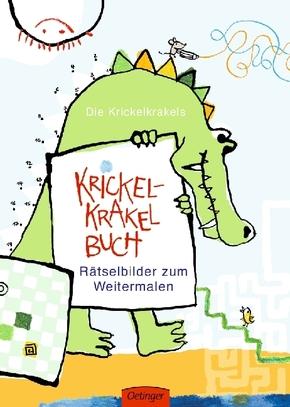 Krickelkrackelbuch