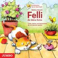 Felli, die kleine Katze, Audio-CD