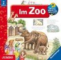 Im Zoo, Audio-CD - Wieso? Weshalb? Warum?